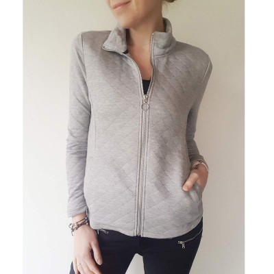 Quilted Jacket - Signature
