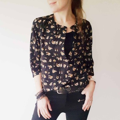 Maggia Blouse - One Two