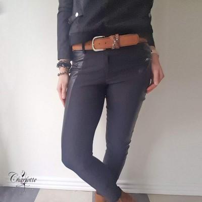 Coated Pants - NÜ