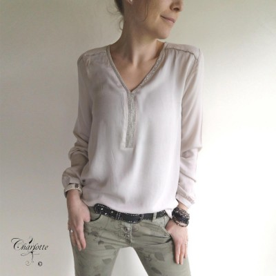 Nice Blouse - FreeQuent