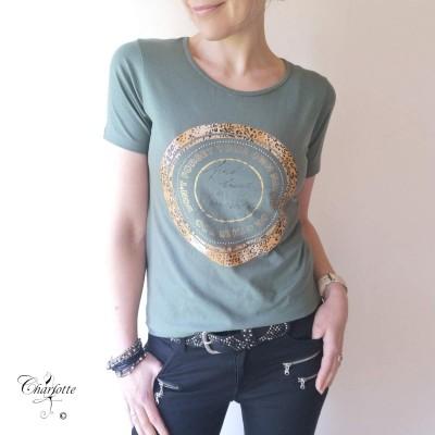 Carolena T-shirt - Ofelia