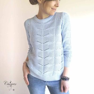 Marwa Knit Blouse - Ofelia