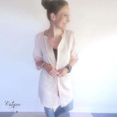 Bibi Long Shirt - Ofelia