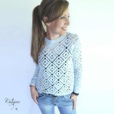 Majamin Knit Blouse - Ofelia