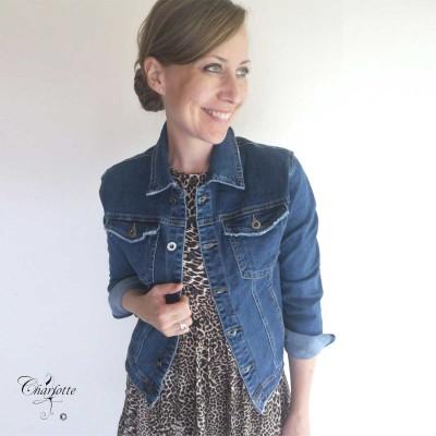 Denim Jacket - B.S Jeans