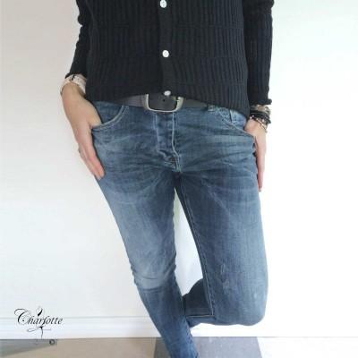 Used Denim Jeans - Place Du Jour