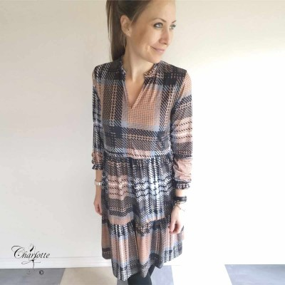 Pamelo Dress - One Two