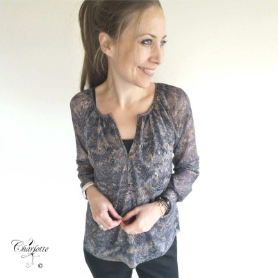 Sigrun Blouse - One Two
