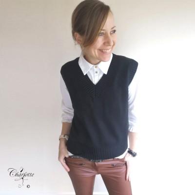 Riley Knit Slipover