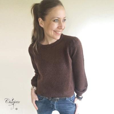 Harper Knit Blouse - Ofelia