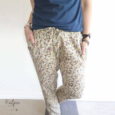 Berry Pants - Ofelia