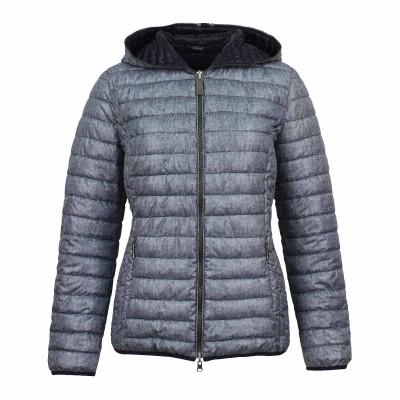 Denim Look Jacket - Lebek