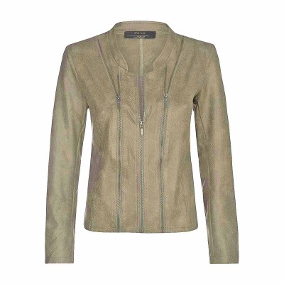 Athena Suede Jacket - One Two
