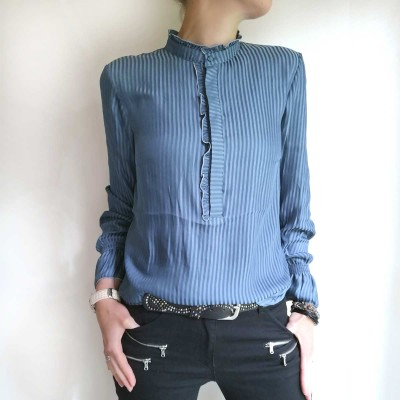 Djamilla Blouse - One Two