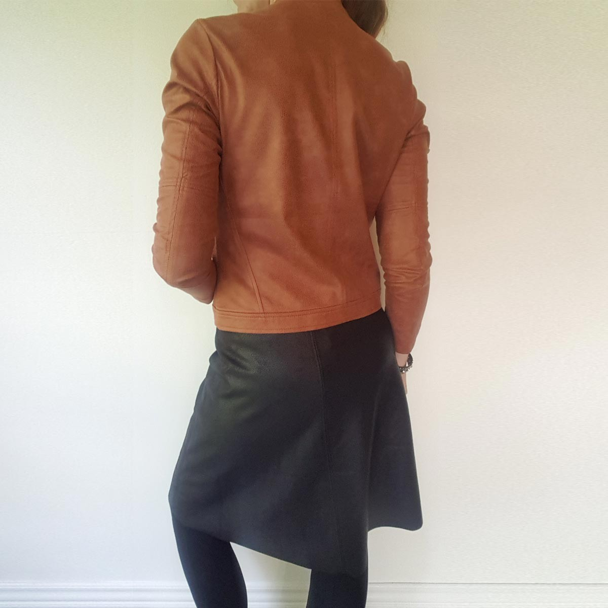 Madelon Coated Skirt One Two