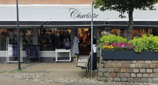 Butik Charlotte - Østergade 25, Hammel